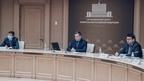 Юрий Трутнев провёл совещание с главами дальневосточных регионов по недопущению распространения коронавирусной инфекции на территории Дальнего Востока и оказанию мер поддержки предпринимателям