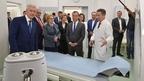 Дмитрий Медведев посетил Международный медицинский кластер в инновационном центре «Сколково»