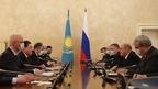 Mikhail Mishustin's talks with Prime Minister of Kazakhstan Askar Mamin
