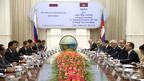 Российско-камбоджийские переговоры