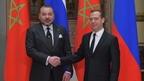 Встреча Дмитрия Медведева с Королём Марокко Мухаммедом VI