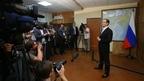Дмитрий Медведев ответил на вопросы журналистов