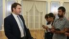 Брифинг Максима Орешкина по завершении заседания президиума Совета при Президенте Российской Федерации по стратегическому развитию и приоритетным проектам