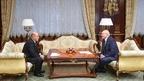 Михаил Мишустин встретился с Президентом Республики Беларусь Александром Лукашенко