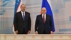 Mikhail Mishustin's conversation with Prime Minister of Uzbekistan Abdulla Aripov
