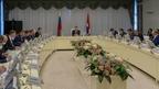 Юрий Трутнев провёл совещание о ситуации с экспортом рыбной продукции из Дальневосточного рыбохозяйственного бассейна