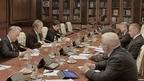 Юрий Трутнев провёл встречу со спецпосланником Президента Республики Корея