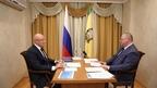 Дмитрий Чернышенко: Реализация инфраструктурных проектов Пензенской области сделает регион комфортнее для жителей и гостей