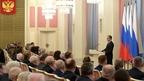 Дмитрий Медведев принял участие в церемонии вручения премий Правительства в области науки и техники и в области науки и техники для молодых учёных