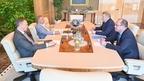 В соответствии с региональной повесткой работы коллегии Военно-промышленной комиссии состоялась рабочая встреча члена коллегии ВПК Вячеслава Шпорта с президентом Республики Татарстан Рустамом Миннихановым