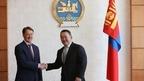 Алексей Гордеев встретился с Президентом Монголии Халтмаагийн Баттулгой