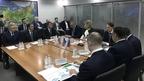 Алексей Гордеев принял участие в совещании, посвящённом новейшим технологиям мониторинга состояния лесного фонда России