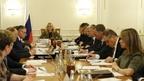 Татьяна Голикова провела первое заседание оперативного штаба по предупреждению завоза и распространения новой коронавирусной инфекции на территории России