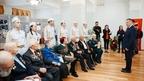Юрий Трутнев встретился с ветеранами Великой Отечественной войны, проживающими в Республике Бурятия