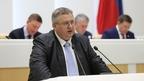 Алексей Оверчук выступил на заседании Совета Федерации в рамках правительственного часа