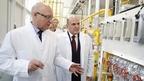 Михаил Мишустин посетил завод полупроводниковых приборов в Йошкар-Оле