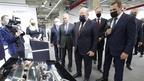 Михаил Мишустин посетил технопарк Almaz-Digital