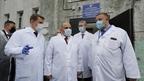 Михаил Мишустин посетил Камчатскую краевую больницу имени А.С.Лукашевского