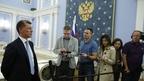 Брифинг Максима Топилина по завершении заседания президиума Совета при Президенте Российской Федерации по стратегическому развитию и национальным проектам