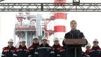 Дмитрий Медведев посетил азотный комплекс ОАО «ФосАгро–Череповец»