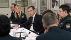 Встреча Дмитрия Медведева с сотрудниками Федеральной таможенной службы