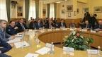 Первый заместитель председателя коллегии Военно-промышленной комиссии Андрей Ельчанинов посетил КБ компании «Сухой» и провёл заседание рабочей группы по проблемам развития комплексов с беспилотными летательными аппаратами военного (двойного) назначения