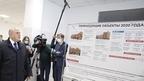 Михаил Мишустин осмотрел строящуюся общеобразовательную школу в Кызыле