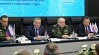 Юрий Борисов посетил военный технополис «Эра» в Краснодарском крае