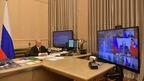Встреча Президента России с Председателем Правительства и вице-премьерами
