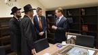 Дмитрий Медведев посетил реконструированную синагогу во Владивостоке