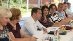 Встреча Дмитрия Медведева с представителями садоводческих, огороднических и дачных хозяйств