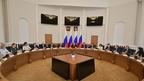 Встреча Михаила Мишустина с представителями малого и среднего бизнеса Новгородской области