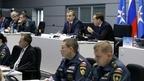 Дмитрий Медведев провёл видеоконференцию в связи с тренировочными учениями по гражданской обороне