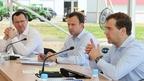 Дмитрий Медведев провёл на ферме «Котляково» совещание о перспективах развития мясного животноводства