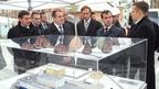 Дмитрий Медведев посетил ООО «Балтийский завод – Судостроение» в Санкт-Петербурге