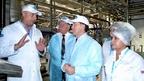 Алексей Гордеев посетил Пятигорский молочный комбинат