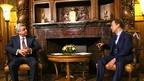 Встреча Дмитрия Медведева с Президентом Республики Армения Сержем Саргсяном
