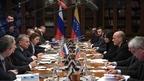 Юрий Борисов провёл заседание Межправительственной Российско-Венесуэльской комиссии