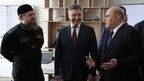 Михаил Мишустин посетил Грозненский государственный нефтяной технический университет имени академика М.Д.Миллионщикова