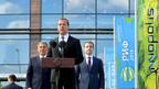 Дмитрий Медведев посетил новый город Иннополис, в котором создана особая экономическая зона технико-внедренческого типа
