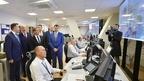 Дмитрий Медведев посетил Екатеринбургский укрупнённый центр Единой системы организации воздушного движения
