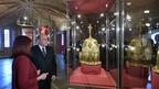 Михаил Мишустин посетил Новгородский государственный объединённый музей-заповедник