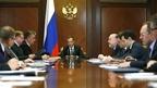 Встреча  Дмитрия Медведева с представителями Общероссийской общественной организации «Ассоциация юристов России»