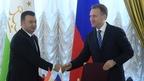 Состоялось 15-е заседание Межправительственной комиссии по экономическому сотрудничеству между Российской Федерацией и Республикой Таджикистан