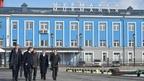 Дмитрий Медведев осмотрел объекты инфраструктуры Мурманского транспортного узла