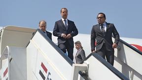 Визит Дмитрия Медведева в Египет