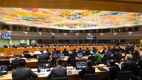 Церемония открытия 12-го саммита Форума «Азия – Европа» (фото с сайта https://tvnewsroom.consilium.europa.eu/)