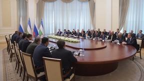 Российско-узбекистанские переговоры