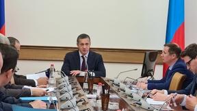 Рабочая поездка Юрия Трутнева в Республику Дагестан