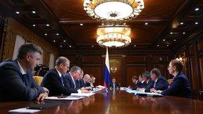 Совещание о разработке ФЦП «Социально-экономическое развитие Республики Крым и города федерального значения Севастополя до 2020 года»